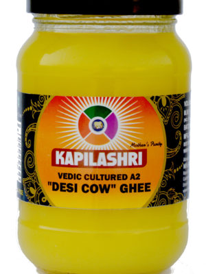 Cultured Vedic A2 Desi Cow Ghee