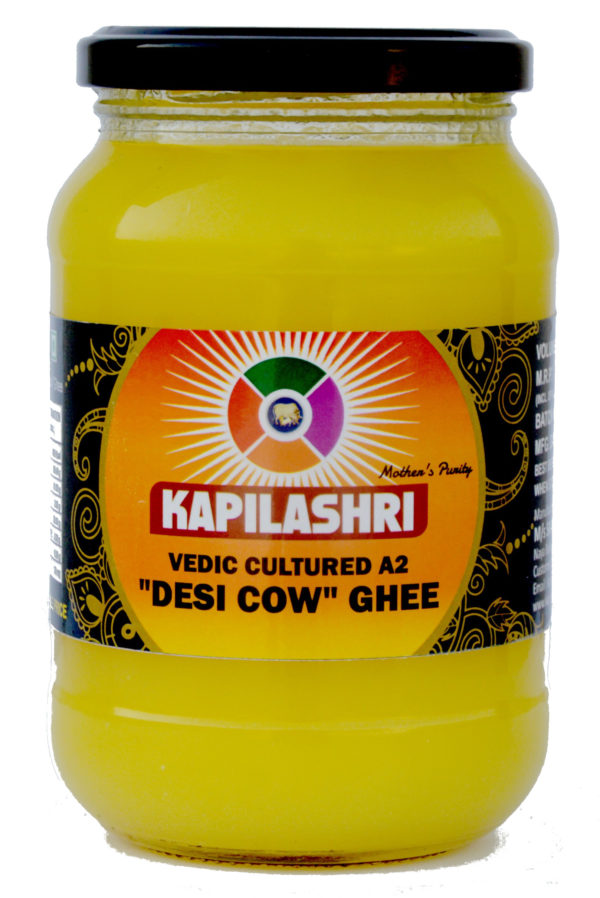 Cultured A2 Desi Cow Ghee